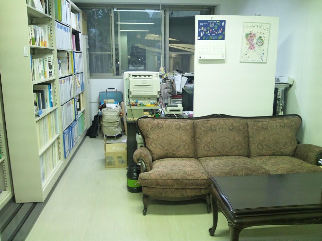 浅利先生の部屋